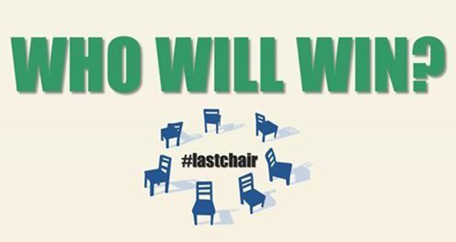 how to say musical chairs in spanish